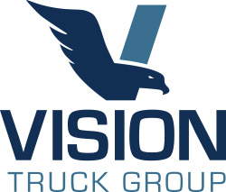 Vision truck group logo